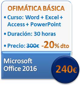Office 2016 Básico