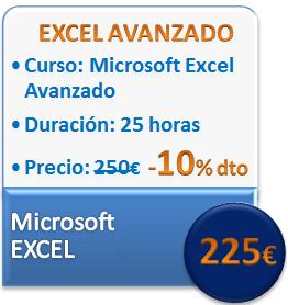 Excel Avanzado 2019